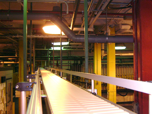 Overhead Transfer Conveyor