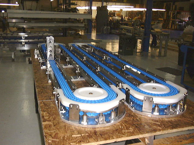 Stainless Steel Alpine Conveyor